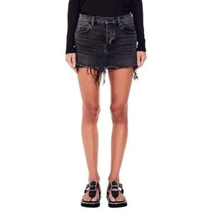 Alexander Wang | Denim Mini Skirt